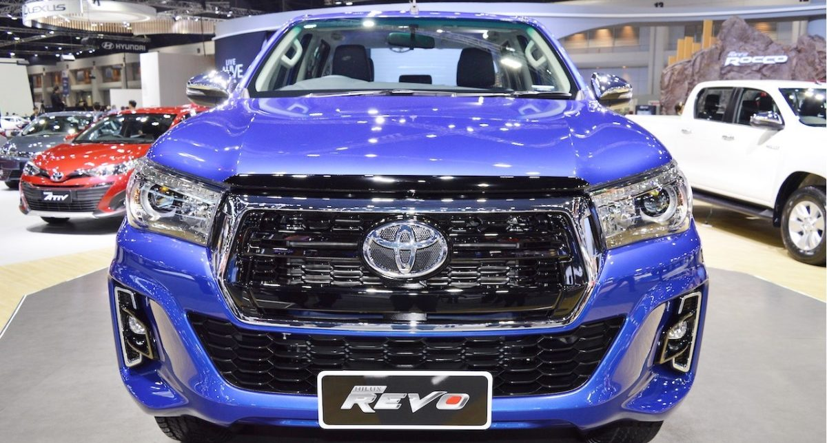 Toyota Hilux Revo Rocco Exporter Thailand, Australia, Dubai